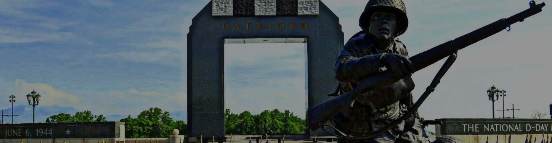 National D Day Memorial The Memorial