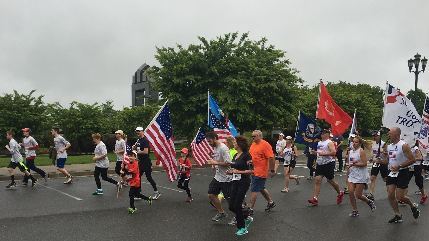 National D-Day Memorial | Armed Forces Day 5K