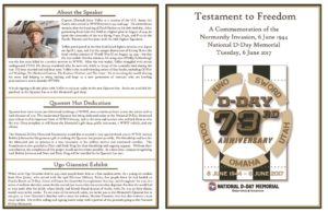 73rd Anniversary of D-Day